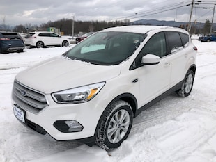 2019 Ford Escape SE SUV 1FMCU9GD9KUA27946