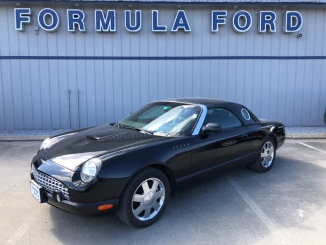 2002 Ford Thunderbird Base Convertible