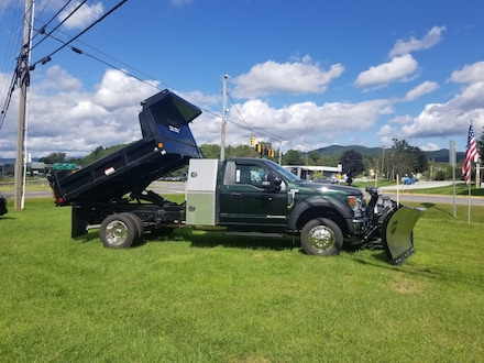 for sale in Rutland, VT 2020 Ford Chassis Cab F-550 XL Commercial-truck Featured new