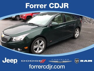 Used 2014 Chevrolet Cruze 2LT Sedan near Harrisburg