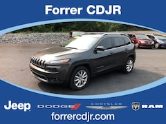 Used 2017 Jeep Cherokee Limited SUV in Duncannon, PA