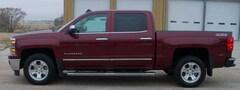 2015 Chevrolet Silverado 1500 LTZ w/2LZ Truck Crew Cab