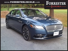 New 2020 Lincoln Continental Reserve AWD Reserve AWD for sale near Hagerstown, MD