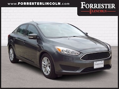 Used 2017 Ford Focus SE Sedan For Sale in Chambersburg, PA