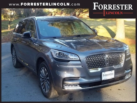 2021 Lincoln Aviator Reserve AWD Reserve AWD