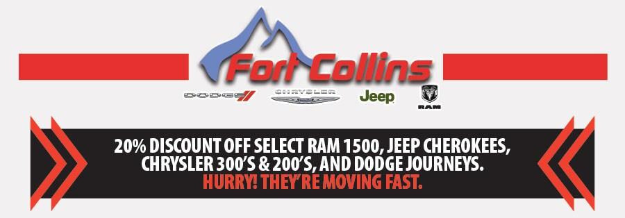 fort collins dodge chrysler jeep new chrysler dodge jeep ram dealership in fort collins co. Black Bedroom Furniture Sets. Home Design Ideas