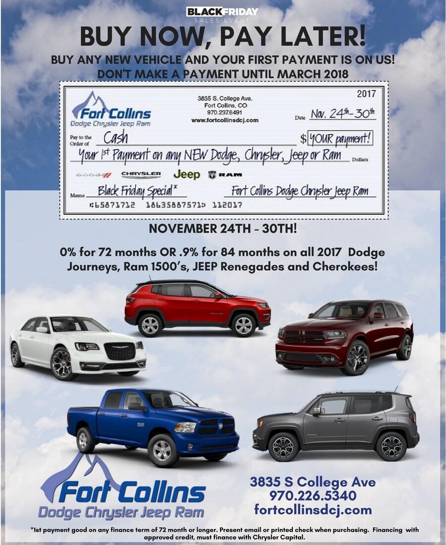Fort Collins Dodge >> Fort Collins Dodge Chrysler Jeep Ram New Chrysler Dodge Jeep