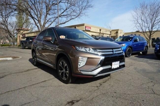 New 2018 Mitsubishi Eclipse Cross 1.5 SE CUV For Sale Fort Collins, CO