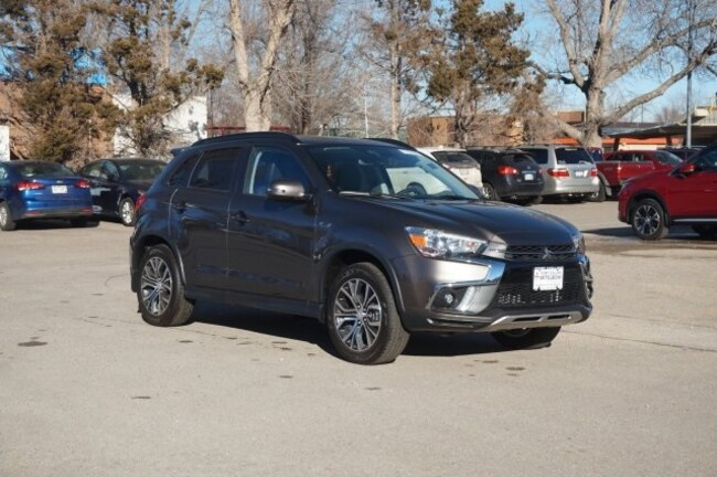 New 2019 Mitsubishi Outlander Sport 2.4 GT CUV For Sale Fort Collins, CO