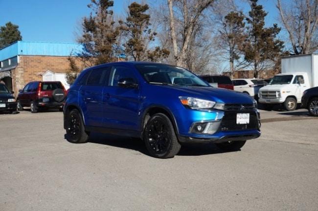 New 2019 Mitsubishi Outlander Sport 2.0 LE CUV For Sale Fort Collins, CO