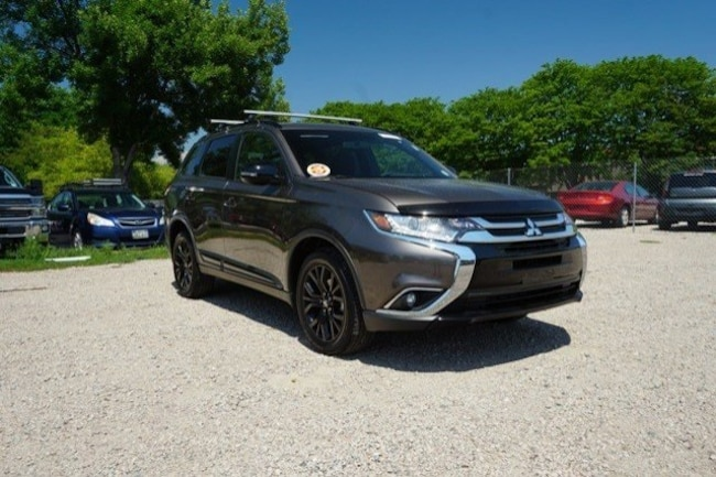 New 2018 Mitsubishi Outlander LE CUV For Sale Fort Collins, CO