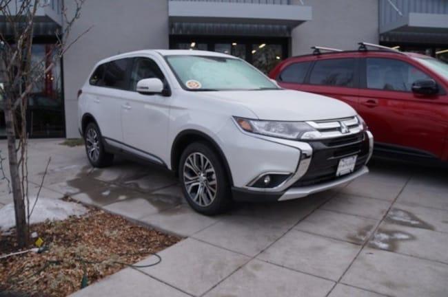 New 2018 Mitsubishi Outlander SE CUV For Sale Fort Collins, CO