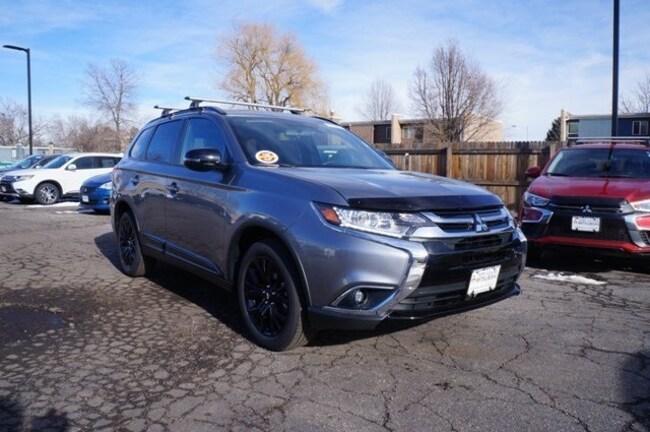New 2018 Mitsubishi Outlander LE CUV For Sale Fort Collins, CO