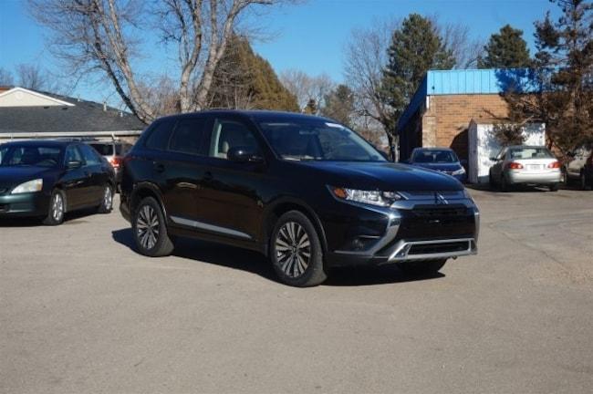 New 2019 Mitsubishi Outlander ES CUV For Sale Fort Collins, CO