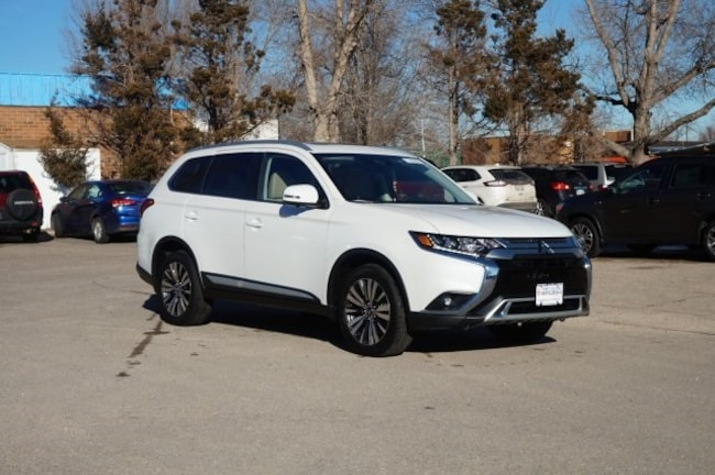 New 2019 Mitsubishi Outlander SEL CUV For Sale Fort Collins, CO