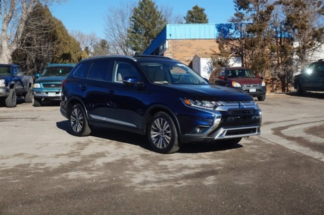 New 2019 Mitsubishi Outlander SEL CUV For Sale Fort Collins, CO