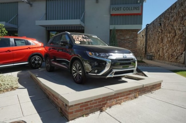 New 2019 Mitsubishi Outlander GT CUV For Sale Fort Collins, CO