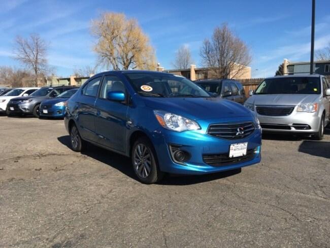 New 2018 Mitsubishi Mirage G4 ES Sedan For Sale Fort Collins, CO