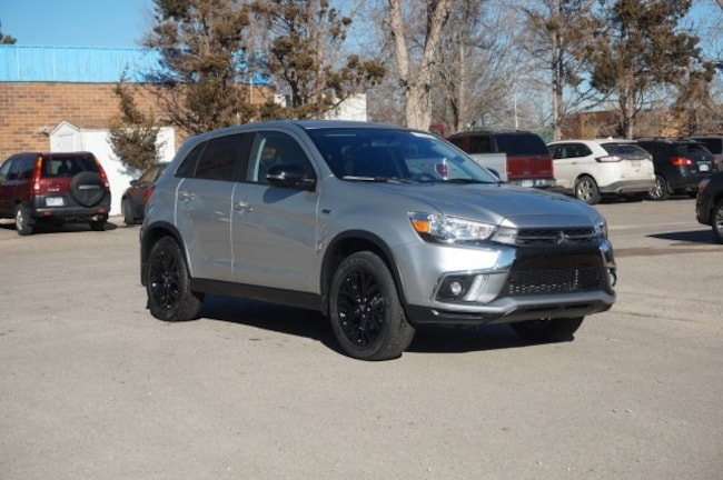 New 2019 Mitsubishi Outlander Sport 2.0 LE CUV For Sale Fort Collins, CO