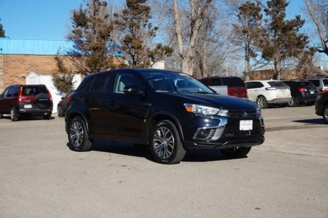 New 2019 Mitsubishi Outlander Sport 2.0 ES CUV For Sale Fort Collins, CO