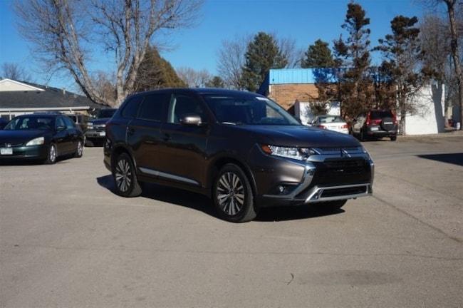 New 2019 Mitsubishi Outlander SE CUV For Sale Fort Collins, CO