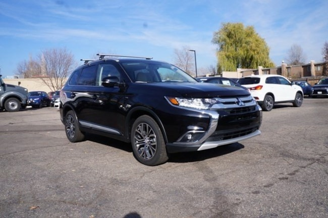 New 2018 Mitsubishi Outlander GT CUV For Sale Fort Collins, CO