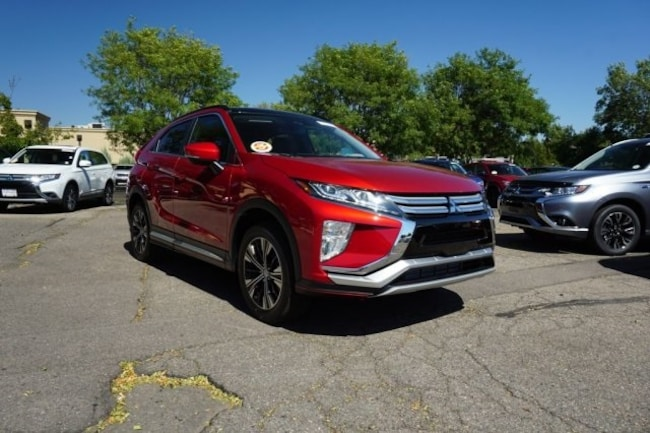 New 2019 Mitsubishi Eclipse Cross 1.5 SEL CUV For Sale Fort Collins, CO