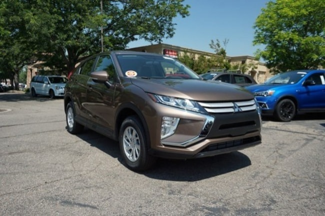 New 2018 Mitsubishi Eclipse Cross 1.5 ES CUV For Sale Fort Collins, CO