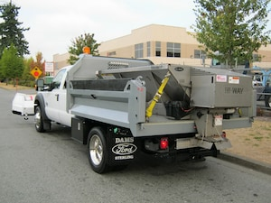 2014 Hi-Way Model P  Deicing Spreader