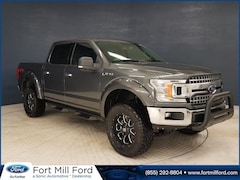 New 2018 Ford F-150 XLT Truck SuperCrew Cab for sale in Fort Mill, SC