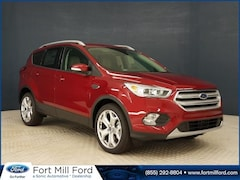 New 2019 Ford Escape Titanium SUV for sale in Fort Mill, SC