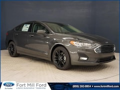 New 2019 Ford Fusion SE Sedan for sale in Fort Mill, SC