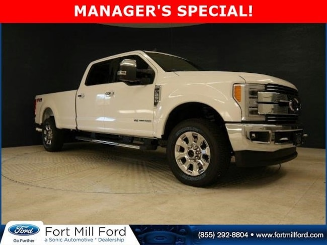 New 2019 Ford F-250 LARIAT Truck Crew Cab for sale in Fort Mill, SC