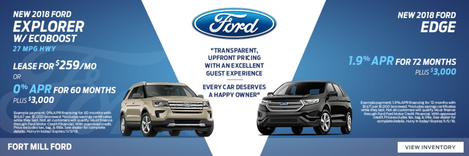 Fort Mill Ford New Used Car Dealership Fort Mill SC - Tindol ford car show