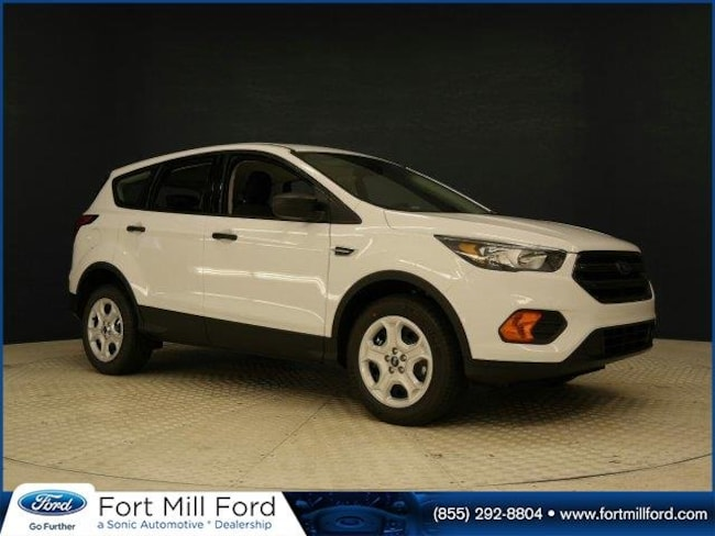 New 2019 Ford Escape S SUV for sale in Fort Mill, SC