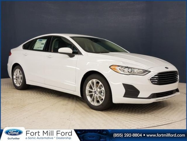 Ford Fusion For Sale Near Me >> New 2019 Ford Fusion For Sale Near Charlotte Vin 3fa6p0hd0kr159817