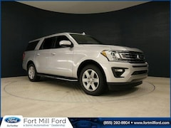 New 2018 Ford Expedition Max XLT SUV for sale in Fort Mill, SC