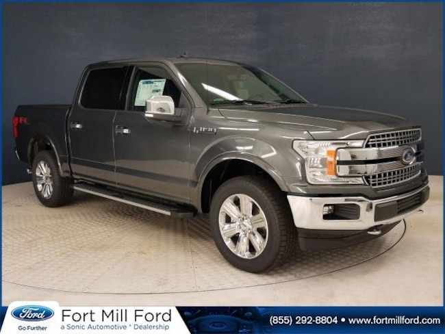 New 2019 Ford F-150 LARIAT Truck SuperCrew Cab for sale in Fort Mill, SC