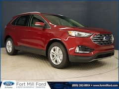 New 2019 Ford Edge SEL SUV for sale in Fort Mill, SC
