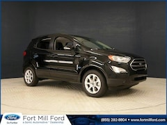 New 2018 Ford EcoSport SE SUV for sale in Fort Mill, SC