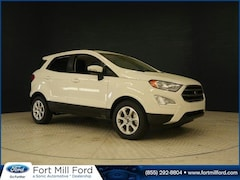 New 2019 Ford EcoSport SE SUV for sale in Fort Mill, SC