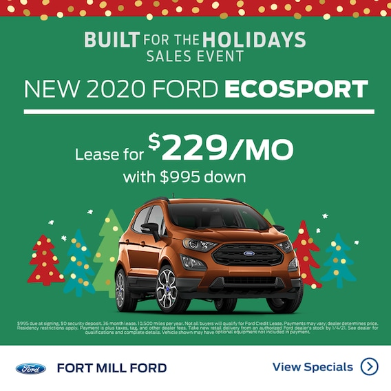 Best Deals In Fort Mill Sc Fort Mill Ford New Used Vehicles For Sale