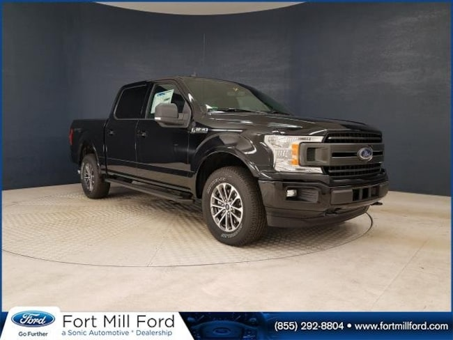 New 2019 Ford F-150 XLT Truck SuperCrew Cab for sale in Fort Mill, SC