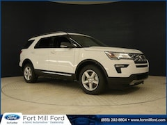 New 2019 Ford Explorer XLT SUV for sale in Fort Mill, SC