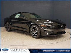 New 2019 Ford Mustang EcoBoost Coupe for sale in Fort Mill, SC
