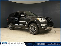 New 2019 Ford Expedition Limited SUV for sale in Fort Mill, SC