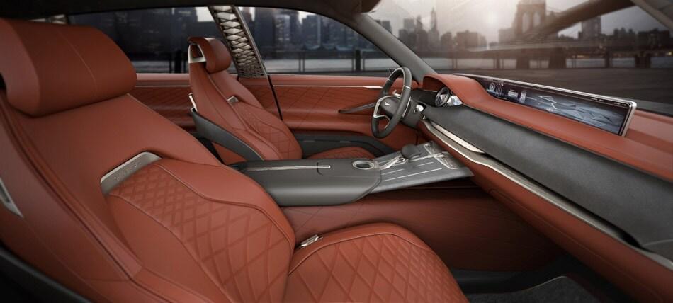 GV80 Concept Interior