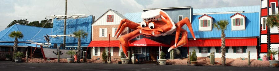 Giant Crab Seafood Restaurant