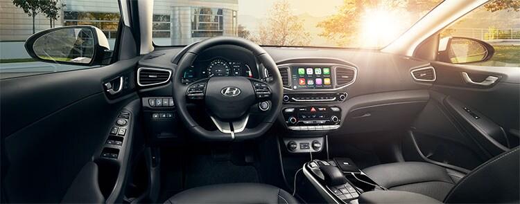 Hyundai Inoiq Interior