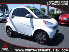 2012 Smart Fortwo Passion Coupe